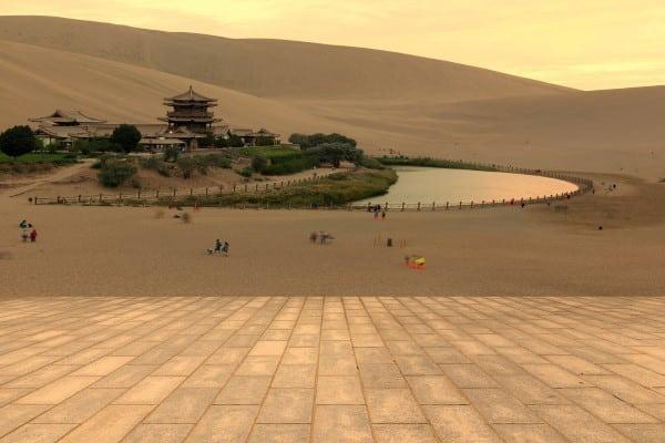 ทะเลทรายโกบี